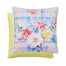 Joules Whitstable Floral Cushion