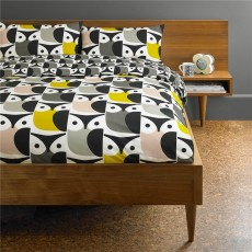Orla Kiely Big Owl Single Duvet Cover