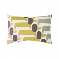 Orla Kiely Dog Show Housewife Pillowcase Pair
