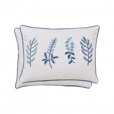 Sanderson Paper Doves Denim Cushion