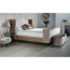 Peter Betteridge Bedsteads Pearl Bedstead A Fabric