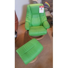 Stressless Live Chair & Stool - CLEARANCE