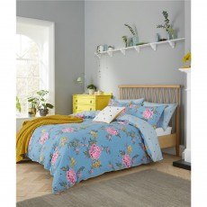 Joules Chinoise Floral Duvet Cover