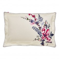 Joules Harvest Garden Floral Oxford Pillowcase