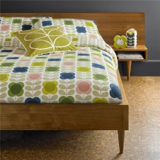 Orla Kiely Summer Flower Stem Duvet Cover