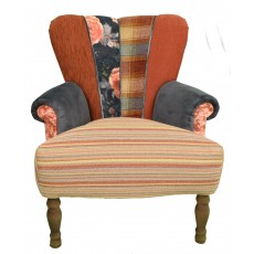 Quirky Harlequin Chair 562