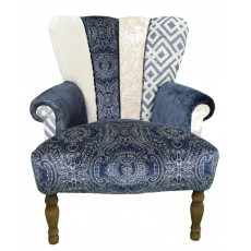 Quirky Harlequin Chair 567