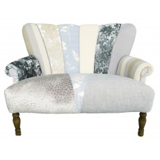 Quirky Harlequin Love Seat 26