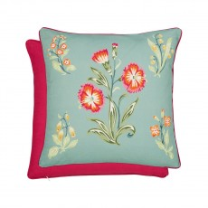 V&A Campion Green Cushion