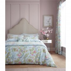V&A Chinese Bluebird Aqua Duvet Set