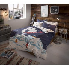 Fat Face Yeti Duvet Set