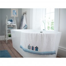 Lobster Creek Beach Huts Towel Collection Towel