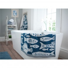 Lobster Creek Fishes Towel Collection Towel