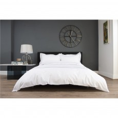 The Lyndon Company Montpellier Grey Duvet Set