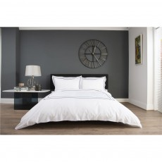 The Lyndon Company Montpellier Navy Duvet Set