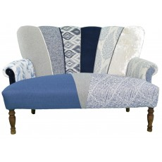 Quirky Harlequin Extra Love Seat 9
