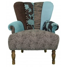 Quirky Harlequin Chair 579