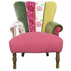 Quirky Harlequin Chair 582
