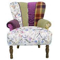Quirky Harlequin Chair 584