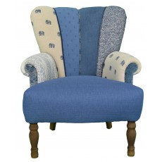 Quirky Harlequin Chair 586
