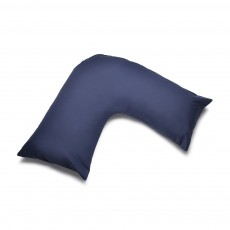 Belledorm V-Shape Pillowcase NAVY