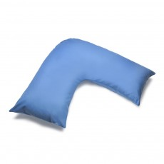 Belledorm V-Shape Pillowcase SKY BLUE