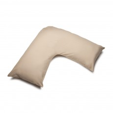 Belledorm V-Shape Pillowcase WALNUT WHIP