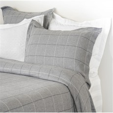 Design Port Acton Grey Duvet Cover