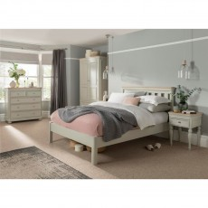 Our Furniture Siena Slatted Bed LFE