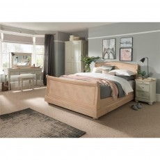 Our Furniture Siena Sleigh Bed HFE