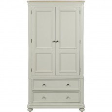 Our Furniture Siena 2 Drawer Wardrobe