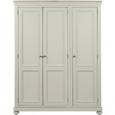 Our Furniture Siena Full Length Triple Wardrobe