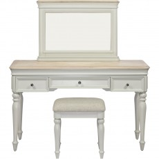 Our Furniture Siena Single Dressing Table Mirror