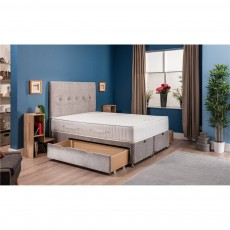 PB Essential Collection Appledore 1700 Maxistore Two Drawer Divan Set