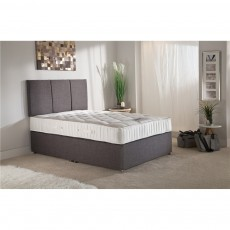 PB Essential Collection Woolacombe Sprung Edge Divan Set