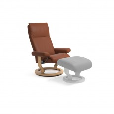 Stressless Aura Small Classic Base Chair