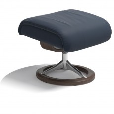 Stressless Aura Signature Base Footstool