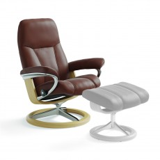 Stressless Consul Small Signature Base Chair