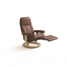 Stressless Consul Medium Chair with LegComfort (Battery)