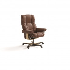 Stressless Mayfair Medium Office Chair (Wood Base)