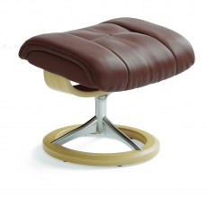 Stressless Mayfair Signature Base Footstool