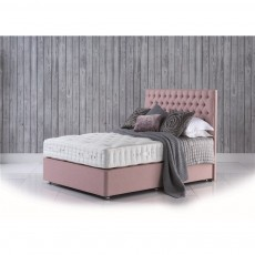 Hypnos Cashmere Support Open Coil Firm Edge Divan Set