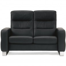 Stressless Wave 2 Seater High Back