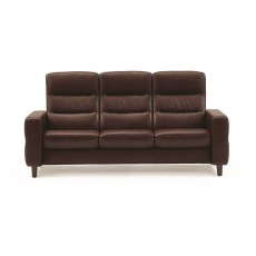 Stressless Wave 3 Seater High Back