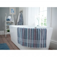 Lobster Creek Coastal Stripe Towel Collection Towel