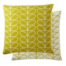 Orla Kiely Small Linear Stem Sunflower Feather Filled Cushion