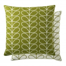 Orla Kiely Small Linear Stem Apple Feather Filled Cushion