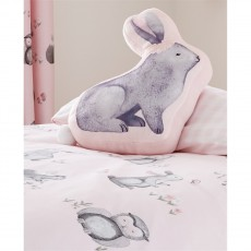 Catherine Lansfield Woodland Friends Cushion