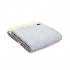 Tweedmill Pure New Wool Illusion Panel Throw