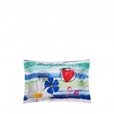 Desigual Blue Summer Standard Pillowcase